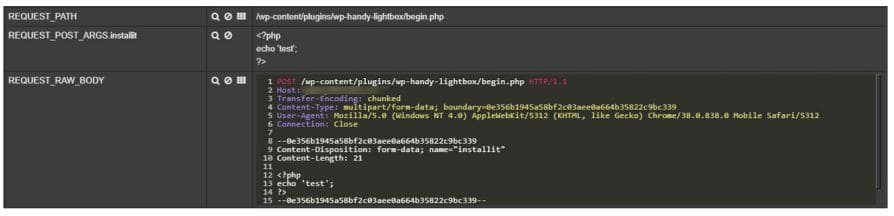 Wordpress File Upload Exploit